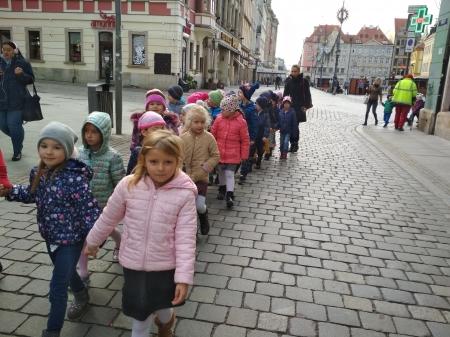 Wyjazd do Wrocławskiego Centrum Twórczości Dziecka