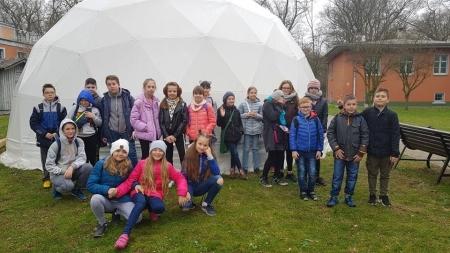 Wycieczka do Planetarium we Wrocławiu