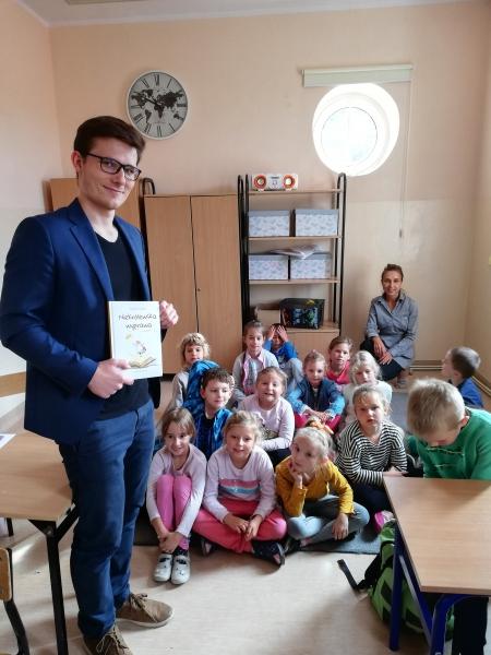 Spotkanie autorskie z Krzysztofem Pławeckim