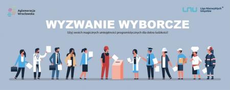Konkurs programistyczny - wyzwanie Aglomeracji Wrocławskiej