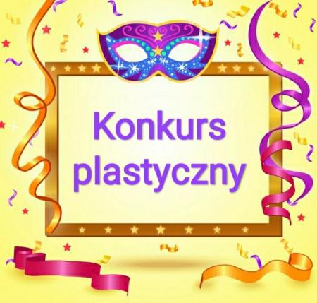 Maska Karnawałowa- konkurs plastyczny