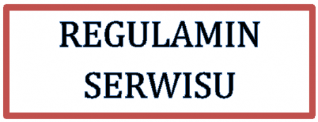 REGULAMIN SRWISU